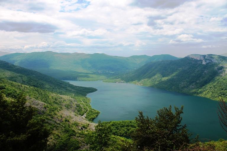Bilećko jezero, Foto: Jasna Gajević