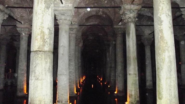 Cisterna Bazilika, Foto: Jasna Gajević