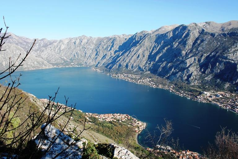 Kotorski zaliv, Foto: Jasna Gajević
