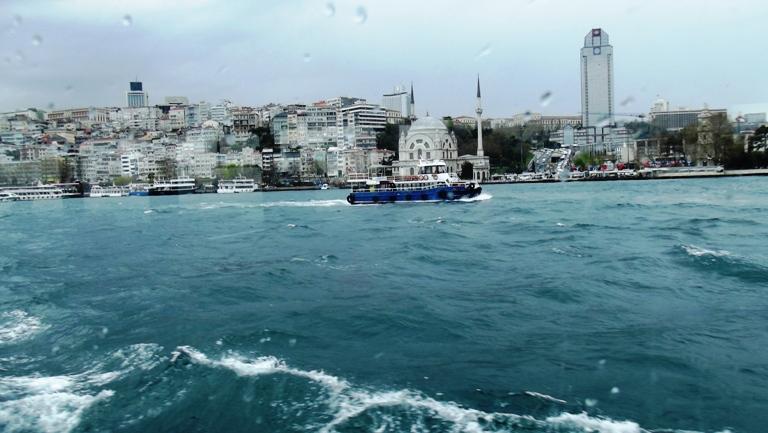 Istanbul, krstarenje Bosforom, Foto: Jasna Gajević