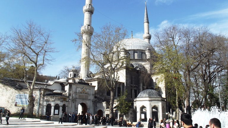 Ejupova džamija, Foto: Jasna Gajević