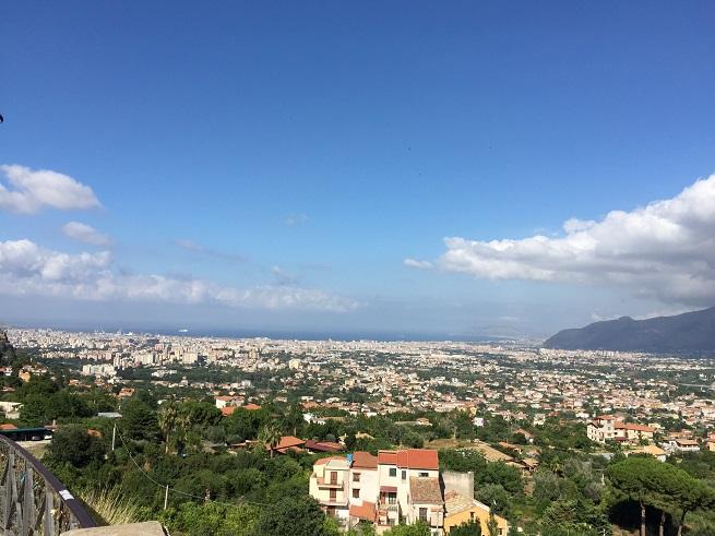 Pogled na Palermo, Foto: Ivana Kovačević